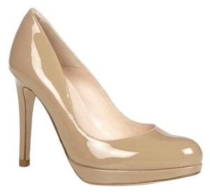 L.K. Bennett Lk Sledge Pump taupe Pumps