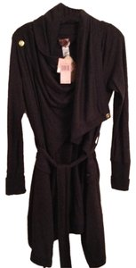 Juicy Couture Juicy Duster Coat Designer Cardigan
