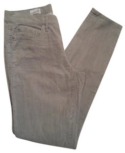 Gap Always 1969 Corduroy Skinny Pants Gray