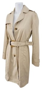 Kenneth Cole Classic Trench Trench Coat