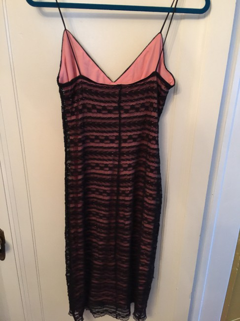 Laundry by Shelli Segal Little Lbd Spaghetti Strap Dress Image 3