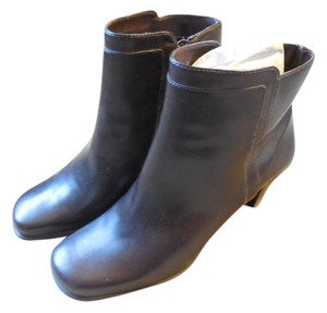 Naturalizer Faux Leather Wide New Without Tags Brown Boots