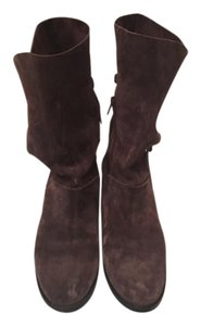 Coclico Mid Calf Brown Boots