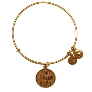 Alex and Ani Live A Happy Life