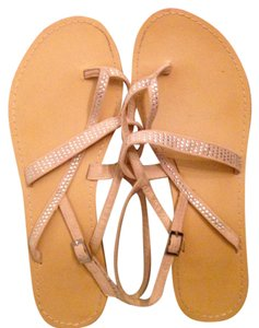 Bamboo Sand Sandals