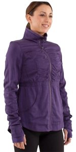 Lululemon New Without Tags, Inner Peace Reversible Concord Grape/Heathered
