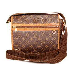 Louis Vuitton Bosphore Brown Messenger Bag