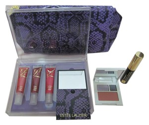 Estée Lauder NEW ESTEE LAUDER CLINIQUE 8-Pc MAKEUP SET LIPGLOSS EYESHADOW BLUSH...
