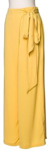 TOV Holy Cabana Relaxed Pants Yellow