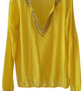 MICHAEL Michael Kors Top Canary