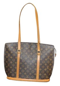 Louis Vuitton Babylone Tote Shoulder Bag