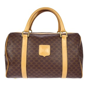 Cline Celine Satchel in Macadam
