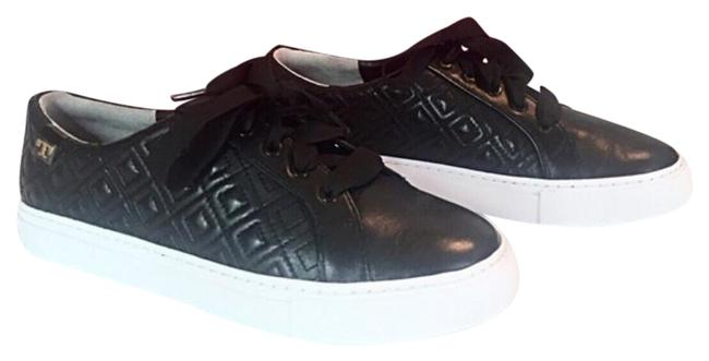 Item - Black Marion Quilted Sneakers Size US 9 Regular (M, B)