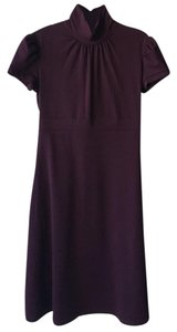 Susana Monaco short dress Purple/Maroon on Tradesy