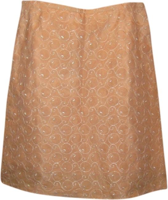 Preload https://item5.tradesy.com/images/tocca-peach-embellished-size-10-m-31-1955039-0-0.jpg?width=400&height=650