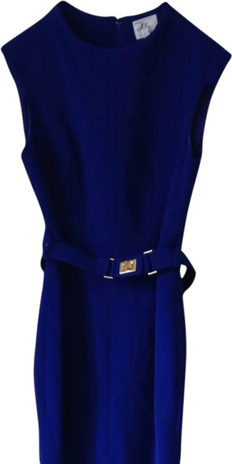 Preload https://item2.tradesy.com/images/milly-royal-blue-ny-short-workoffice-dress-size-8-m-1955051-0-0.jpg?width=400&height=650