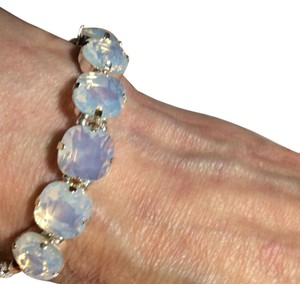 Swarovski Elements New Swarovski Opal Crystal Bracelet : Brides Welcome