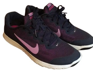 Nike Navy and pink Athletic