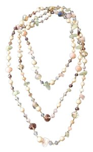 Carolee Carolee The High Line Beaded Simulated Pearl Necklace, 60