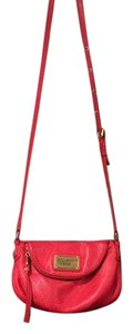 Marc by Marc Jacobs Red Messenger Bag