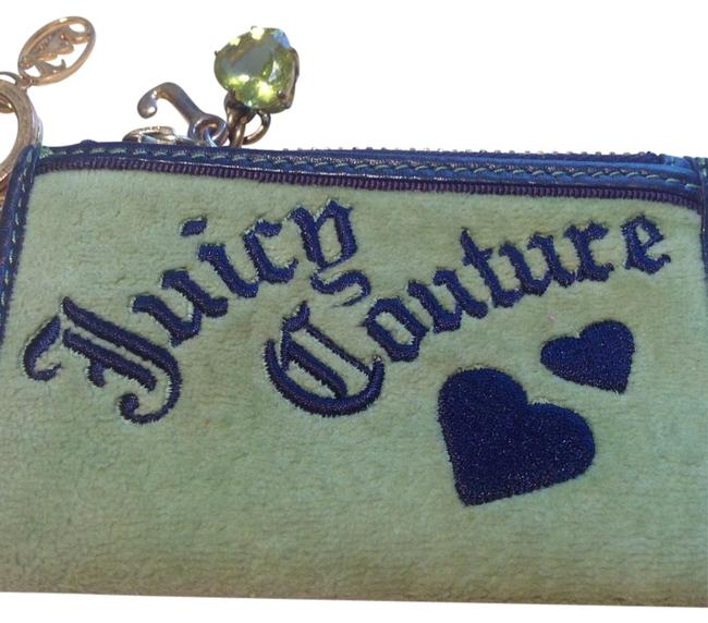 Item - Green & Blue With Pendants Wallet