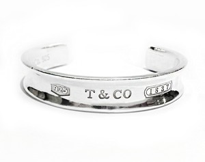 Tiffany & Co. 1837 Cuff Bracelet Sterling Silver Tiffany & Co.