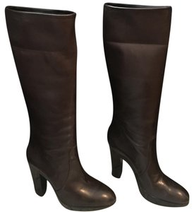 Hogan Dark brown Boots