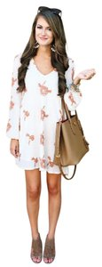 Free People short dress Agave Emma Emma Embroided Free Midi Flowy on Tradesy