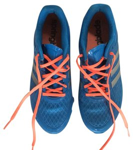 adidas Blue w/ orange Athletic
