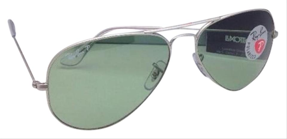a9cad6f5c1ce Ray-Ban Polarized Ray-Ban Sunglasses LARGE METAL RB 3025 019 O5 Matte ...