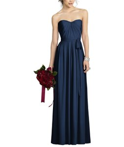Dessy Midnight Dessy After Six Bridesmaid Dress 6678 Dress