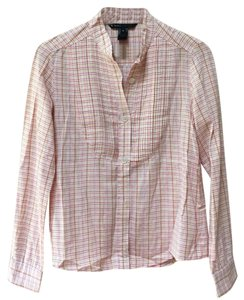 Marc Jacobs Button Down Shirt Pink