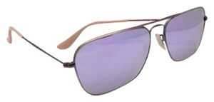 Ray-Ban RAY-BAN Sunglasses CARAVAN RB 3136 167/4K Bronze Aviator w/ Mirror