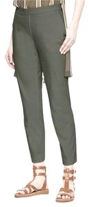 Theory Capri/Cropped Pants Fir (Khaki)