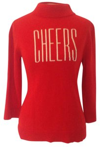 Kate Spade 'cheer' Holiday Sweater