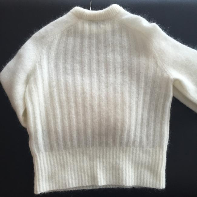 Acne Studios Dania Mohair Chunky Knit Sweater Image 1