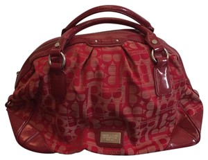 United Colors of Benetton Satchel in Red