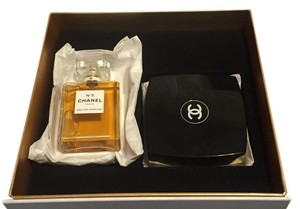 Chanel CHANEL No 5 Parfum 1.7 FL oz / 50 ML EDP Spray and 5 oz body cream set