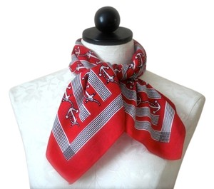Echo Vintage Anchor Scarf by Echo