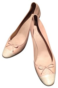 Chanel Nude Pumps
