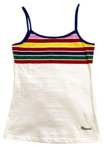 Dsquared2 Top white/multicolor