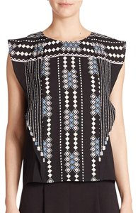 BCBGMAXAZRIA Top black combo