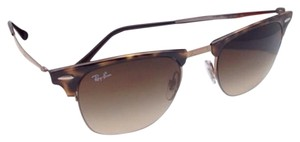 Ray-Ban RAY-BAN Light Ray Sunglasses RB 8056 155/13 Havana Frame w/Brown Fade
