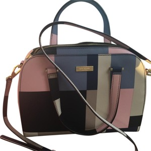 Kate Spade Satchel in Pink Gray Black Navy Brown Blue