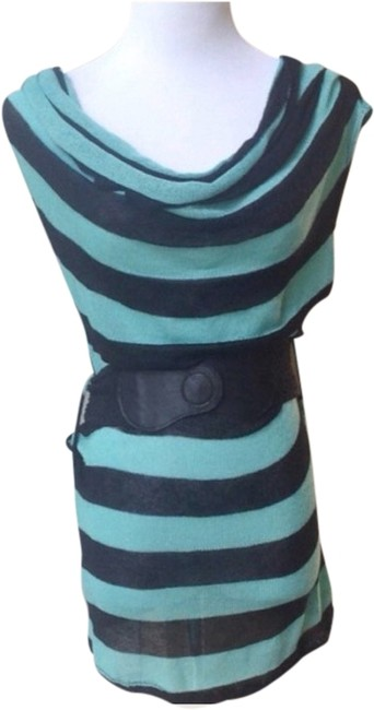 Preload https://item1.tradesy.com/images/turquoise-tank-topcami-size-12-l-1955280-0-0.jpg?width=400&height=650