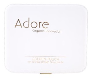 Adore! Adore Golden Touch 24k Techno-Dermis Facial Mask