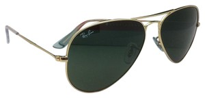 Ray-Ban Ray-Ban Sunglasses RB 3025 L0205 58-14 LARGE METAL Gold Frames w/G-15