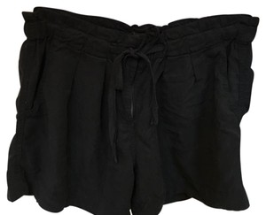 Sanctuary Clothing Cargo Shorts Black