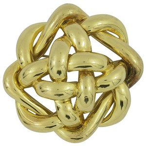Tiffany & Co. Tiffany & Co. Woven Gold Brooch