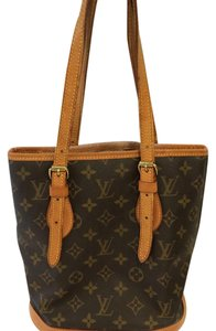 Louis Vuitton Marais Bucket Gm Interior Shoulder Bag